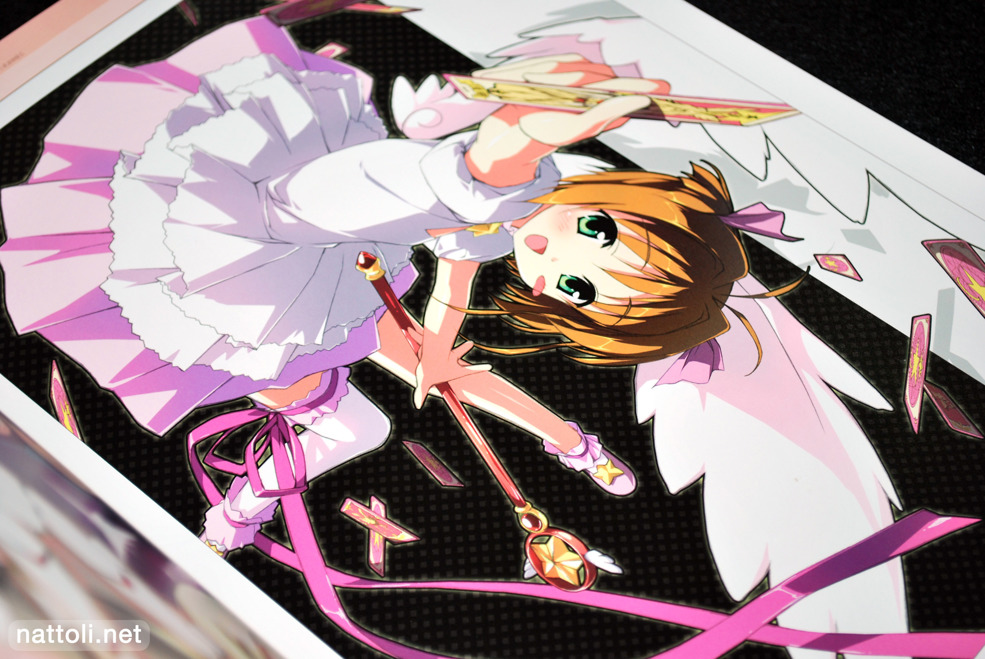 Cardcaptor Sakura Kantoku Photo