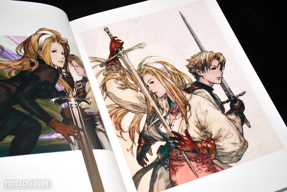 Tactics Ogre Art Works - 3  Photo