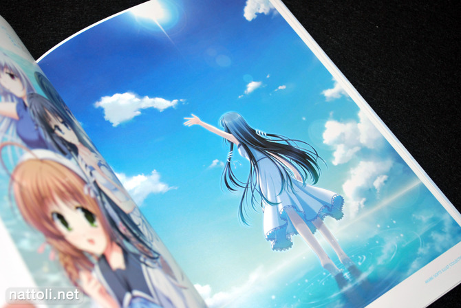 Akabeisoft2 Illustration Collection - 6