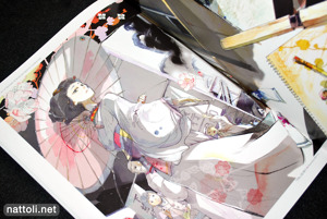 Bungaku Shoujo Fantasy Art Book - 3