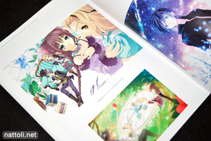 Bungaku Shoujo Fantasy Art Book - 10