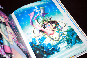 Amano Kozue Illustrations BIRTH - 18