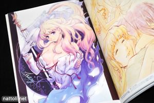 Macross F Visual Collection Sheryl Nome FINAL - 16
