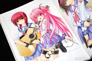 Angel Beats! Official Guide Book - 23