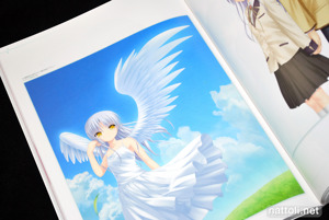 Angel Beats! Official Guide Book - 25