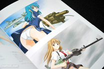 Hobby Japan Girls with Guns