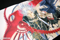 Kiyo Kyujyo Illustrations Trinity Blood Rubor - 2