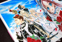 Kiyo Kyujyo Illustrations Trinity Blood Rubor - 28