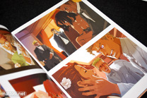 Enami Katsumi Illustrations Baccano! - 4