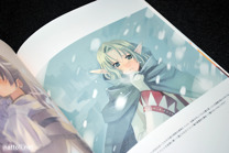 Crying Elf in the Snow