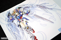 Mika Akitaka Mobile Suit Girl Art Works - 2