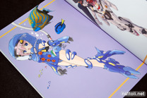 Mika Akitaka Mobile Suit Girl Art Works - 16