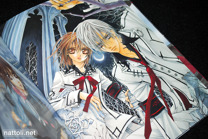 Hino Matsuri Illustrations Vampire Knight - 2