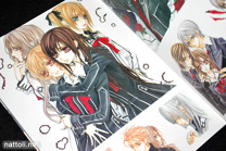 Hino Matsuri Illustrations Vampire Knight - 6