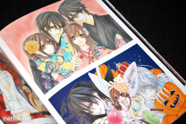Hino Matsuri Illustrations Vampire Knight - 20