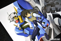 Mobile Suit Gundam 00 Illustrations - 5