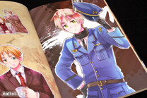 Hetalia Axis Powers Arte Stella Illustrations - 25