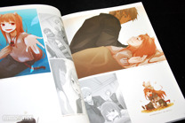 Ayakura Juu Illustrations Spice and Wolf - 10