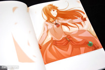 Ayakura Juu Illustrations Spice and Wolf - 12
