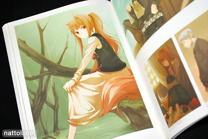 Ayakura Juu Illustrations Spice and Wolf - 20
