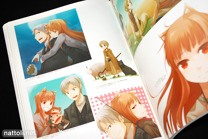 Ayakura Juu Illustrations Spice and Wolf - 22