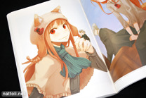 Ayakura Juu Illustrations Spice and Wolf - 26
