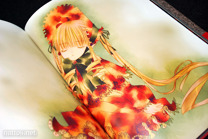 Shinku Sleeps