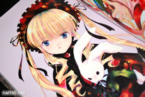 Shinku and the White Rabbit